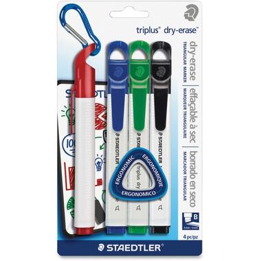 Staedtler Triplus Broad Tip Dry-erase Markers