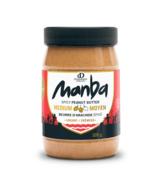 Manba Creamy Medium Spicy Peanut Butter