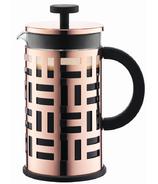 Bodum Eileen French Press Coffee Maker Copper