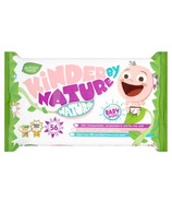 Jackson Reece Kinder By Nature Herbal Unscented Baby Wipes