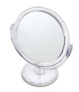 Danielle Creations Ultra Vue Acrylic Round Vanity Mirror