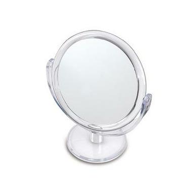 Danielle Creations Ultra Vue Acrylic Round Vanity Mirror