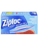 Ziploc Double Zipper Medium Freezer Bags