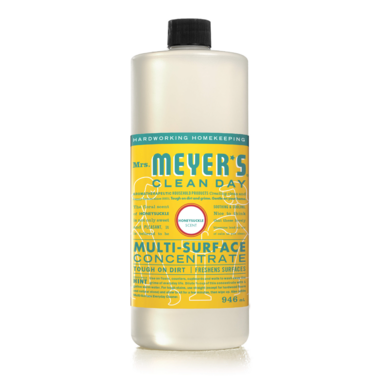 Mrs. Meyer\'s Clean Day Multi-Surface Concentrate HoneySuckle