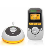 Motorola MBP161 Digital Monitor Digital Audio Monitor with Baby Care Timer