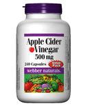 Webber Naturals Apple Cider Vinegar Capsules