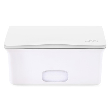 Ubbi Wipes Dispenser White