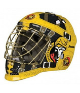 Franklin Kids NHL Ottawa Senators Street Hockey Goalie Mask