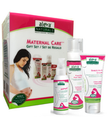 Aleva Naturals Maternal Care Gift Set