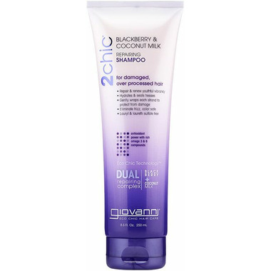 Giovanni 2Chic Blackberry & Coconut Milk Repairing Shampoo