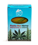 Mountain Sky Rasta Bar Hemp Bar Soap