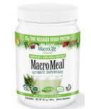 MacroLife Naturals MacroMeal Vegan Protein Vanilla
