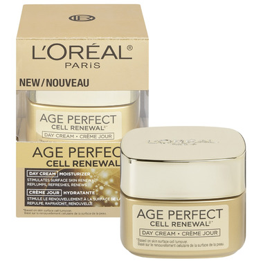 L\'Oreal Age Perfect Cell Renewal Day Cream Moisturizer