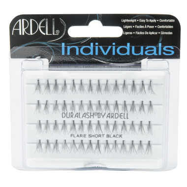 Ardell DuraLash Knot Free Short Black False Lashes