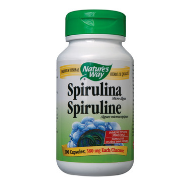 Nature\'s Way Spirulina