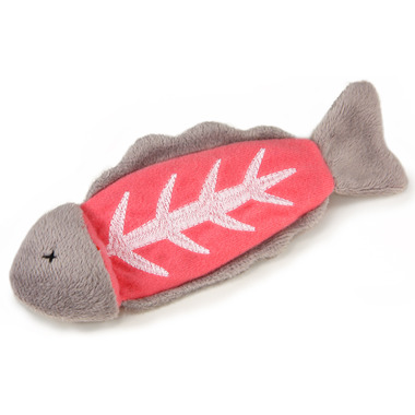 PetLinks Fish Bonz Cat Toy