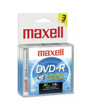 Maxell DVD-R Media Discs