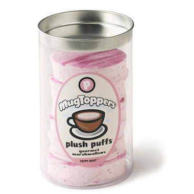 Plush Puffs Peppi-Mint Mugtoppers