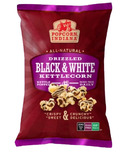 Popcorn, Indiana All Natural Drizzled Black & White Kettlecorn