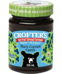 Crofter's Organic Black Currant Just Fruit Spread