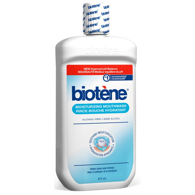 Biotene mouthwash ingredients