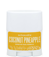 Schmidt's Deodorant Coconut Pineapple Sensitive Skin Travel Size Deodorant