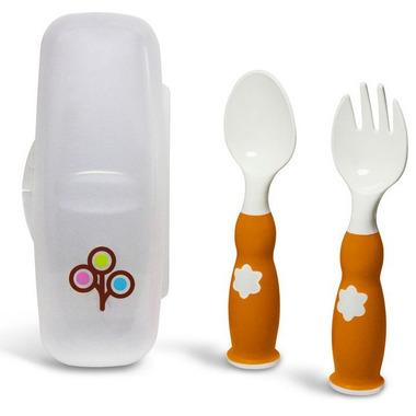 Zoli Ergonomic Fork & Spoon Set