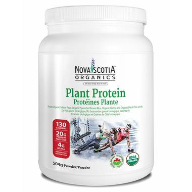 Nova Scotia Organics Plant Protein