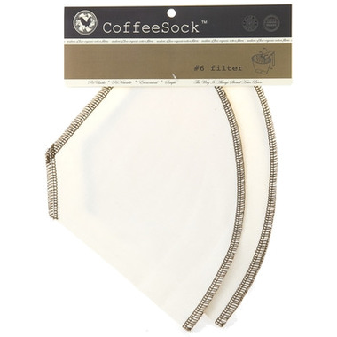 CoffeeSock #6 Cone Filters