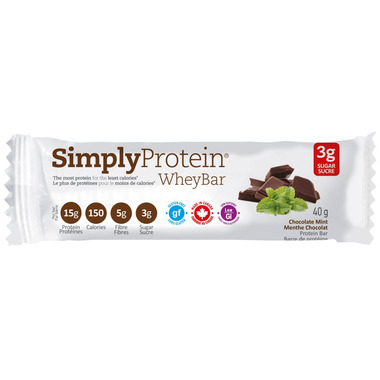Simply Protein Whey Bars
