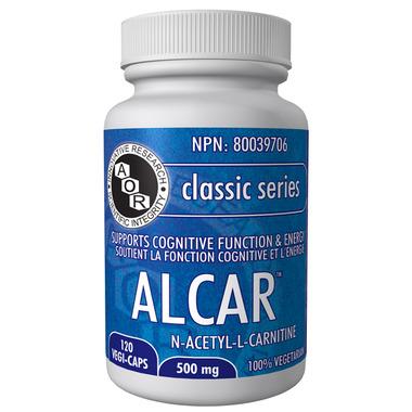 AOR ALCAR N-Acetyl-L-Carnitine