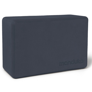 Manduka Recycled Foam Block Midnight