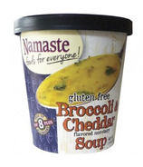 Namaste Foods Vegan Broccoli & Cheddar Soup