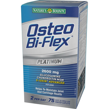 Nature\'s Bounty Osteo Bi-Flex Platinum