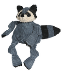 Hugglehounds Knotties Large Raccoon Dog Toy