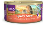 Halo Spot's Stew For Cats Chicken, Shrimp & Crab Recipe