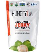 Hungry Buddha Teriyaki Coconut Jerky