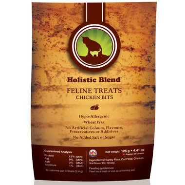 Holistic Blend Feline Treats