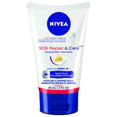Nivea SOS Hand Cream