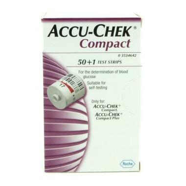 Accu-Chek Compact Test Strips