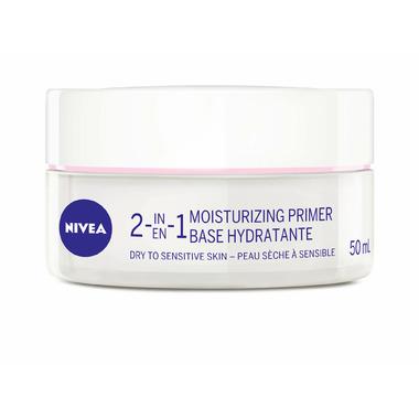 Nivea 2-in-1 Moisturizing Primer for Dry to Sensitive Skin