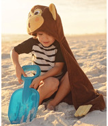 Zoocchini Toddler Hooded Towel Chippy the Chimp