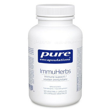 Pure Encapsulations ImmuHerbs