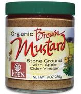 Eden Organic Brown Mustard