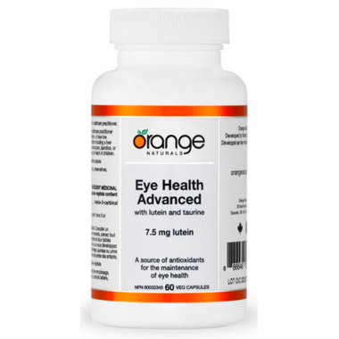 Orange Naturals Eye Health Advanced