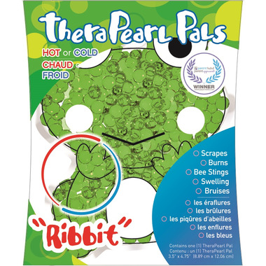 TheraPearl Pals Pack Ribbit the Frog