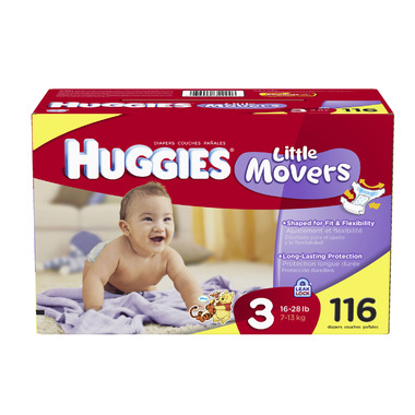 Huggies Little Movers Hi Count Junior