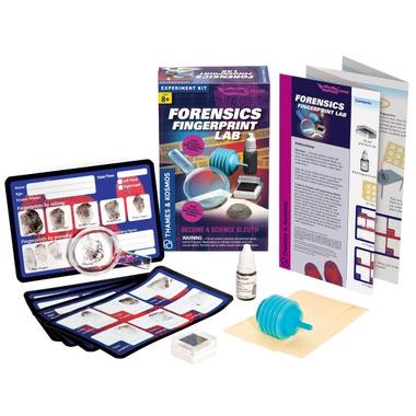 Thames & Kosmos Forensics Fingerprint Lab