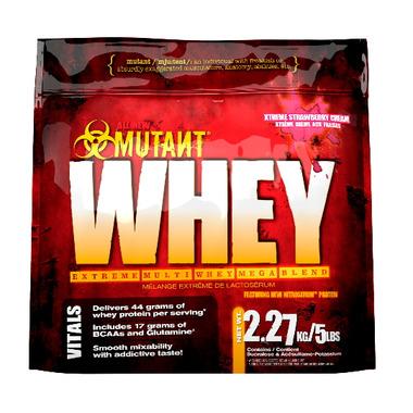 Mutant Whey Protein Powder