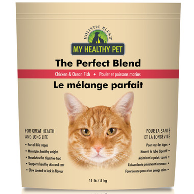 Holistic Blend The Perfect Blend Cat Food